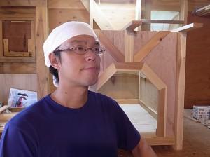犬小屋製作士