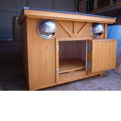 カッサンのオーダーメイド犬小屋