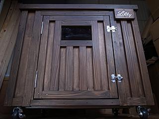 玄関用の犬小屋